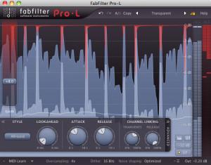 Fab Filter Pro-L